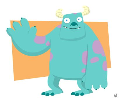 sulley by striffle