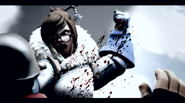Mei, you need to chill by EthonTheFirst