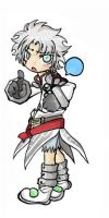 Tales of Legendia-Chibi Senal- by crocell
