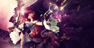 League of Legends - Miss Fortune Signature by TechnoEnergy279