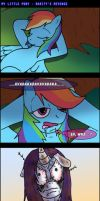 MLP: Rarity's Revenge -COMIC- by AniRichie-Art