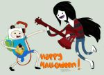 finn and marceline by ELEPHUNTYTEST