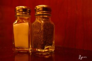 Salt and pepper by Pycaro