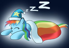 Sleeping Dash by Ziemniax