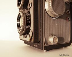 The Old Camera by HollyPie