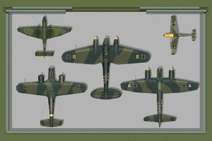 Hanger German Test by WS-Clave