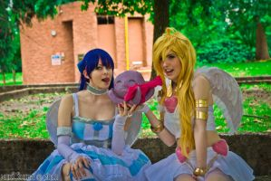 Panty and Stocking ~6~ [OUT TAKE] by NekoHibaPC
