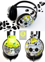 Nature Music Headphones by Bobsmade