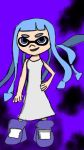 Ika Musume(Squid Girl) Inkling by Stardust-Pony