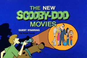 Scooby Doo meets The Smith Family by darthraner83
