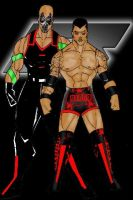 BOW Blood Brothers  by RWhitney75