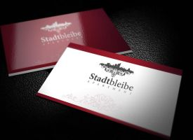 Logo and Business card Design by diGrafix