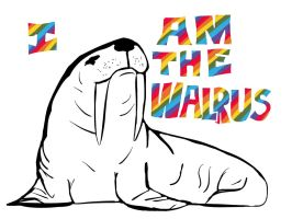 I Am The Walrus by PowerlineArcade