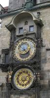 Clock Tower Of Prague by Caterpillar-