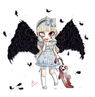 """Little Demon"" by Suesanne"