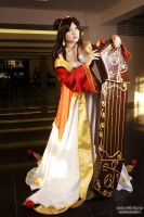League of legends - Guqin Sona by Ayanami-kei