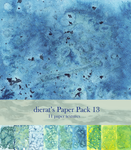 Paper Pack 13 by dierat