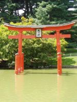 Japanese gate by DonnaDV87