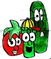 This VeggieTales by SonicClone