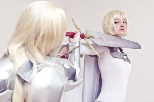Claymore cosplay by KingOfGops