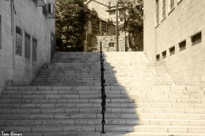 jerusalem staircase 2 by tomkenar