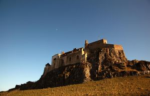 Lindisfarne Castle by scotto