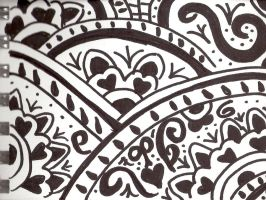 Henna Tattoo Design 4 by Mythical-Mommy