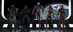 The Justice League by James--C