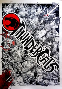 Thundercats Commission by milxart