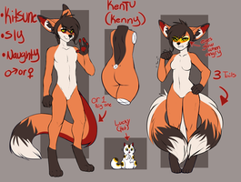 Kenny ref :2015: by GemEyed