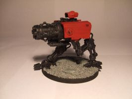 WIP Walking Thunderfire Cannon by CotW