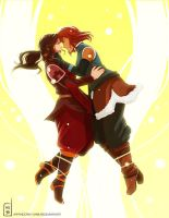 Korrasami: Just The Two Of Us by LMPandora