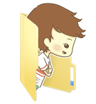 Louis Tomlinson folder - PNG e ICO (Pedido) by DirectionerHere