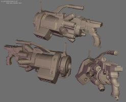 Uc2 Canister Gun by ezjamin