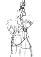KH - ties that bind by pyjamaTerra