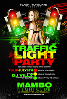 Traffic Light Party by DeityDesignz