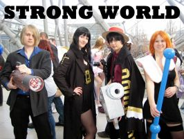 STRONG WORLD by Yonka-Two