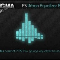 Brushes: Urban Equalizer by achodesign