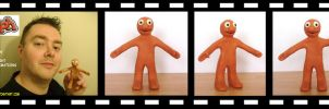 Morph and Me by mikedaws