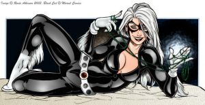 Rens Ultimate Black Cat colors by azoulin