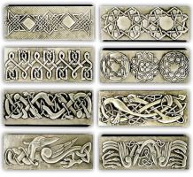 CELTIC JEWERY LITTLE BOXES 2 by arteymetal