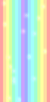 Rainbow background sparkle by Yamio