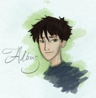 dh spoiler- Albus by Hillary-CW