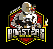 First order Roasters by PHOENIX8341