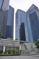 Singapore Buildings by PrimoRico