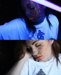 Neon makeup 2 by SelyaMakeup