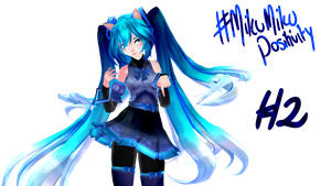 MikuMikuPositivity Comment Project (#2) CLOSED. by Pocky-Poison