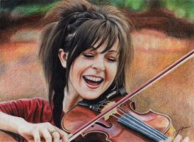 Lindsey Stirling by Abremson