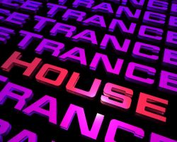 House music by R-Nader