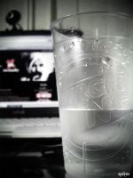 the stolen Burger King Cup by obliviouslysin